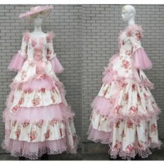 Civil War Southern Belle Clothing Outfits Gowns Dresses Costumes Women Page One - Liquiwork