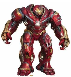 Avengers: Infinity War - Hulkbuster (Giant) Cardboard Cut Out Marvel Comics, Marvel Comic Universe, Marvel Heroes, Marvel Cinematic Universe, Marvel Avengers, Captain Marvel, Batman Universe, Iron Man Hulkbuster, Iron Man Suit