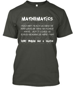 Every Problem Has A Solution | Teespring