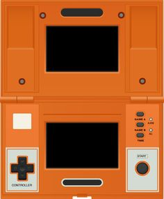 Nintendo Game and Watch Handheld Gaming Device -  The Evolution of Mobile Gaming 1976 to 2014