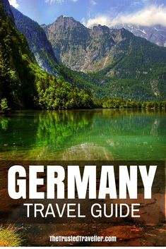 My Germany Travel Guide has everything you need to start planning your trip. Click through now to start planning! - The Trusted Traveller
