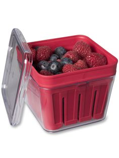 How to Store Berries: Bramble Berry Keeper by Chef'n