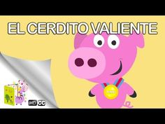 Cuento Infantil: EL CERDITO VALIENTE DE LA GRANJA - Cuentos Infantiles Cortos - YouTube
