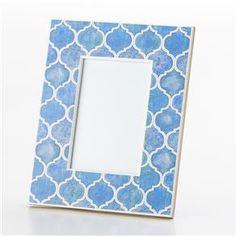 Porta Retrato Blue Light