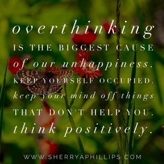 Daily Vitamin for the Soul at sherryaphillips.com Motivation Inspiration Success Positive Positive Thinking Suspense writer and entrepreneur