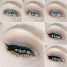 Eyeshadows And Beauty.