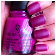 Three coats of Flying Dragon by China Glaze. Cool polish. #nails #nailpolish #swatches #ChinaGlaze . Instagram: accnpl