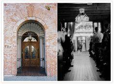carondelet house wedding. wedding coordination by zoie events