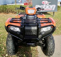 New 2016 Honda FourTrax Foreman 4x4 ES ATVs For Sale in Wisconsin. 2016 Honda FourTrax Foreman 4x4 ES, 2016 Honda® FourTrax® Foreman® 4x4 ES The ATV That Gets The Job Done. You probably have a go-to person in your life someone that you can count on in a pinch, the one you can count on when you need something done, done right, done now, and done without excuses. On the jobsite or the shop floor, it s probably the shop foreman. And in the world of all-terrain vehicles that s the Honda®…