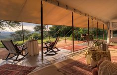 Honeymoon Tent. Cottar's 1920s Safari Camp © Copyright Cottar's. Book to stay here with The SAFARI Company www.thesafaricoltd.com