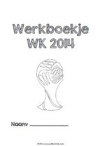 Werkboekje WK 2014