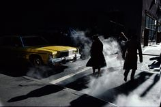 Exhibition: 'Color Correction' by Ernst Haas at Christophe Guye Galerie, Zurich