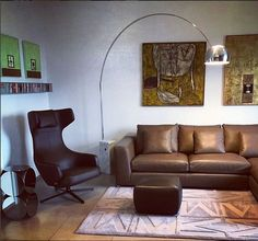 Arco Sunflower Lamp Sunflowers Floor lamp and High point