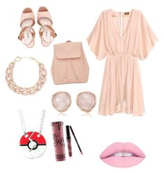 """""""Dinner out"""" by ksoper2951 on Polyvore featuring New Look, Miu Miu, DIANA BROUSSARD and Monica Vinader"""