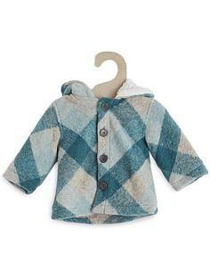 Manteau écossais en lainage Bébé garçon  - Kiabi