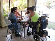 Falta celeridad en proyectos para personas con discapacidad
