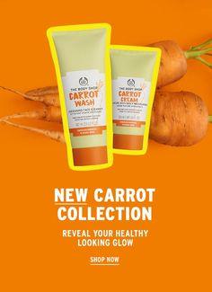 20 Best Carrot Skin Care Ideas Carrot Skin The Body Shop Skin Care