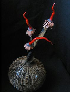Pottery & Glass Bohemian/czech Adaptable Murano Crystal Art Glass Free Form Splash Bowl With Stunning Intense Colour