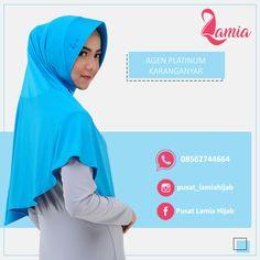 Halo #sahabatlamia di Karanganyar, yuk diorder hijabnya, kerudung nyaman dan tidak gerah enak dipakai sehari- hari. Lihat Katalog Produk di Album @lamiahijabkatalog . WA: 08562744664 IG : pusat_lamiahijab FB: Pusat Lamia Hijab