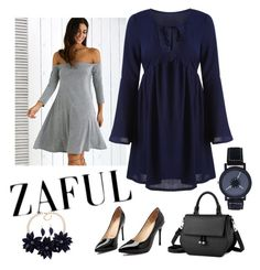 """""""zaful"""" by amiraahmetovic ❤ liked on Polyvore"""