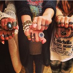 We love our rings!