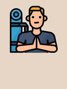 """""""Yoga Gym Fit Healthy Boy Hobby Avatar"""" T-shirt by passionemporium Rick And Morty Poster, Avatar Cartoon, Yoga Gym, Tshirt Colors, Wardrobe Staples, Cute Boys, Classic T Shirts, Personalized Gifts, First Love"""
