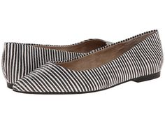 Seychelles Well Known Black/White Stripe - Zappos.com Free Shipping BOTH Ways