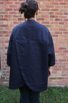 Marilla Walker: Rose jacket in Denim!