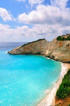 Porto Katsiki Lefkada Greece Greek Island Holidays Greece Travel Greece Trip