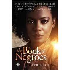 The Book Of Negroes Movie Tie-In
