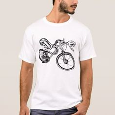 #Bikepacking T-Shirt - #cycling #gifts