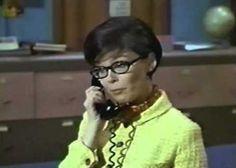 Dr. Barbara Gordon from the Batman series