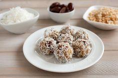 Recipe: Coconut Date Balls