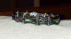 Lia Sophia Beautiful Aqua Stone Bracelet!   #LiaSophia