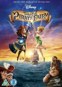 Tinker Bell and the Pirate Fairy [DVD]: Amazon.co.uk: Peggy Holmes, Jenni Magee-Cook: DVD & Blu-ray