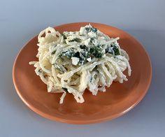 ľahká, rýchla a zdravá pochúťka Cottage Cheese, Tofu, Spaghetti, Ethnic Recipes, Noodle