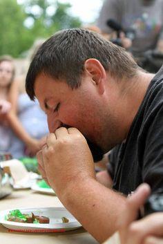 Awkward Eating Photos #classic