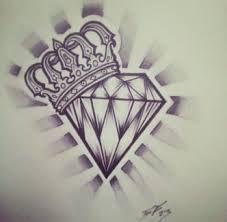 Resultado de imagen para traditional diamond tattoo