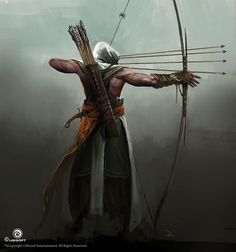 Bayek Early Concept