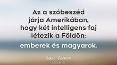Isaac Asimov #idézet