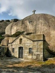 Nossa Senhora da Lapa Chapel - Vieira do Minho, Portugal