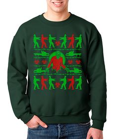Nerdy Christmas Sweaters.Ugly Christmas Sweaters For Geeks