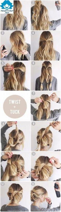 diy-easiest-updo-ever