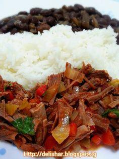 Pabellón Criollo Recipe
