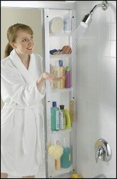 Shower organizer