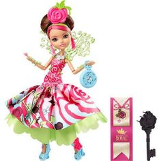 Briar Beauty Way Too Wonderland Walmart Exclusive Ever After High Doll, 2015 ($27 at Walmart.com. I still need her.)