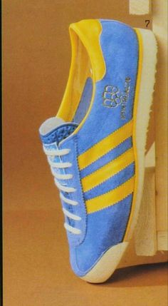 Montreal '76 was made in Yugoslavia and is basically a re-badged 'Varsity'