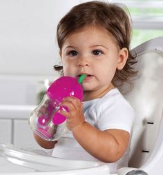 bebeğim için alıştırma bardağı zamanı!   #bebek #bebeğim #baby #bebekbeslenmesi Watermelon, Fruit, Children, Food, Young Children, Boys, Kids, Essen, Meals
