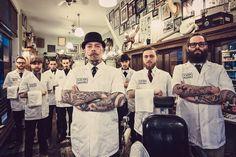 カミソリを持った武骨な男たちがヒゲを剃ってくれる場所、バーバー。そんな床屋の価値がいま、スタイルある男たちに見直されているという。髪を切りヒゲを剃るだけの場所から、男を磨くための場所に生まれ変わったニュー・バーバーの魅力を徹底検証する。