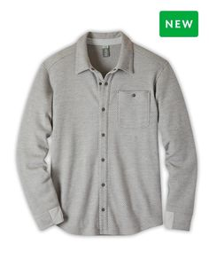 Men's Thermop Fleece Shirt XL RYAN